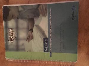 Guide de présentation des rapport et des formulaires ENPQ