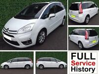 2013 Citroen Grand C4 Picasso 1.6 HDi 16v VTR+ 5dr