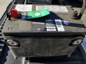 Car battery 12 volt