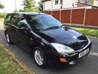 FORD FOCUS GHIA 12 MONTHS MOT IMMACULATE CONDITION THROUGHOUT