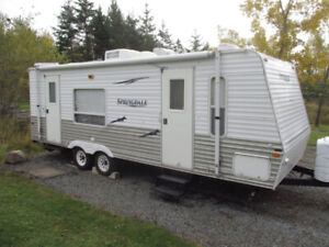 2005, 23ft. Springdale in great condition!!!
