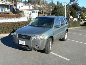 2005 Ford Escape Hybrid 4x4