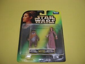 STAR WARS POTF PRINCESS LEIA COLLECTION SET OF 4 1997 London Ontario image 6