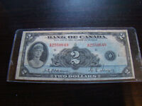 M&K TRADING Old Canadian Banknotes *UPDATED PHOTOS MAR 4*