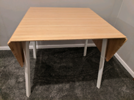 IKEA PS 2012 drop leaf dining table