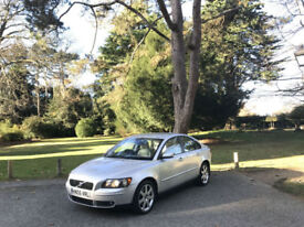 2005 Volvo S40 2.4i SE 4 Door Saloon Silver**57,000 Miles** (FINANCE AVAILABLE)