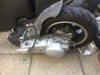 Moped/bike parts