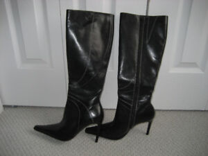 *REDUCED*  New Leather Boots