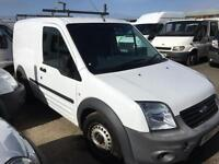 FORD TRANSIT CONNECT T200 LR, White, Manual, Diesel, 2012