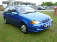 Suzuki Swift 1.0 GLS SE MOT 21ST MARCH 2018 T/BELT@ 96000 MILES