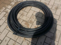 1 inch plastic tube - Pool solar heater