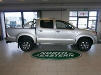 2008 Toyota Hilux 3.0TD Invincible Pickup 4WD