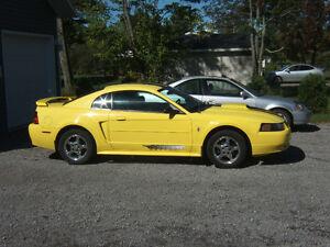 2003 Ford Mustang Coupé (2 portes) NÉG