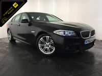 2012 62 BMW 535D M SPORT AUTO DIESEL 1 OWNER SERVICE HISTORY FINANCE PX