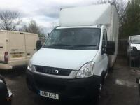 IVECO DAILY 35C15, White, Manual, Diesel, 2011 box van