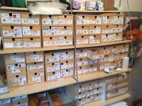 Ikea Moppe storage boxes