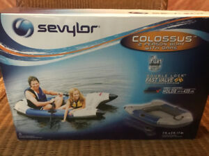Brand new Sevylor inflatable boat