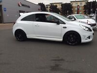 CORSA VXR ARCTIC, FINANCE MUST VIEW. FINANCE AVAILABLE.