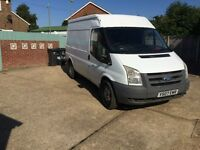 2007 Ford transit 115ps 350 years mot