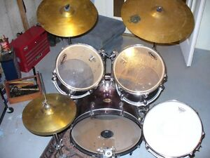 DRUM SET by PEARL, target series