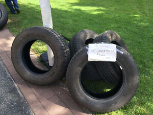 Tires - Barely used