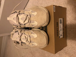 Yeezy 500 blush size 8.5 9/10 condition