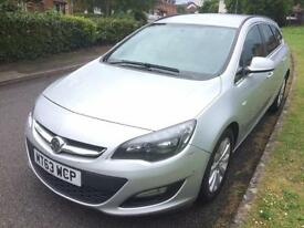 VAUXHALL ASTRA 1.7CDTi 16v ECO FLEX TECH LINE + DIESEL + ESTATE + MANUAL