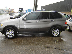 2005 BMW X5 SUV, Crossover mechnic spacial