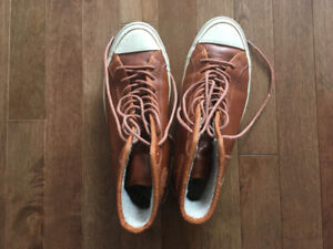 Converse lady leather boots (warm) - size 7,5