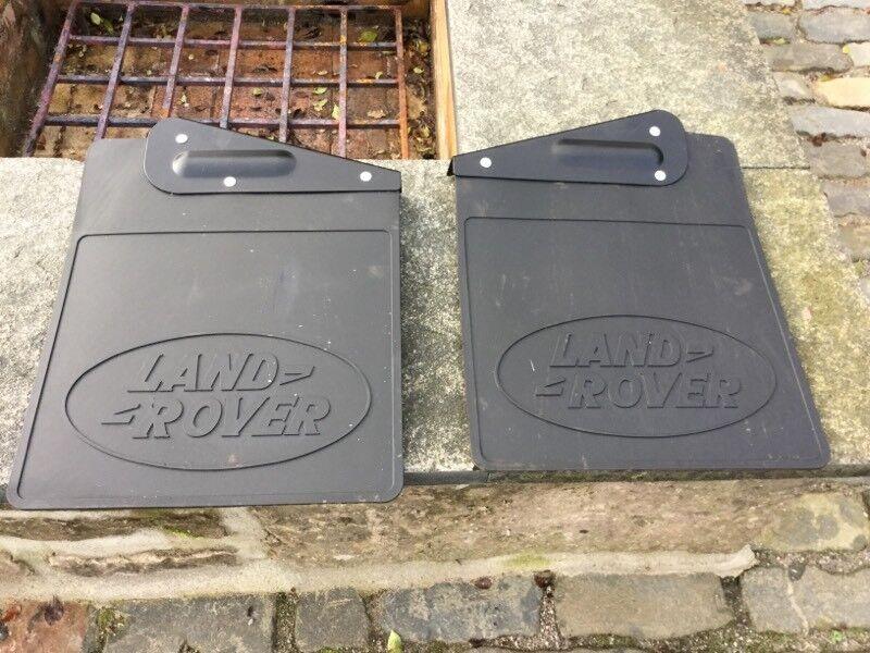 Land Rover Defender 90 Rear Mudflaps