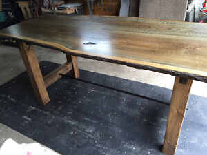 custom hardwood and harvest tables Stratford Kitchener Area image 4