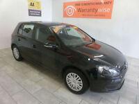 2009 Volkswagen Golf 1.6 ***BUY FOR ONLY £28 PER WEEK***
