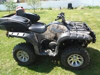 A vendre Yamaha Grizzly