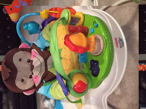 Fisher-Price Precious Planet themed Jumperoo