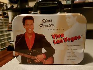Metal Elvis lunch kit
