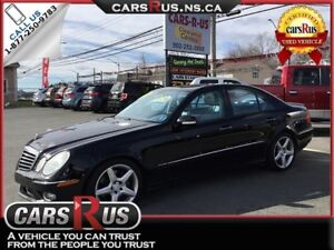 2008 Mercedes-Benz E-Class E 350 As-Traded Special!!