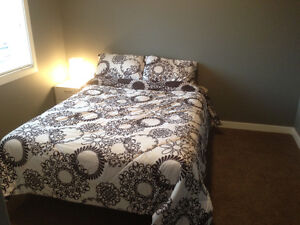New, Furnished Bedroom for Rent in NW Henday-area Home Edmonton Edmonton Area image 7