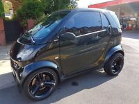 Smart car fourtwo pulse 700cc spares or repair.