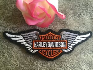 "Harley Davidson Owners Group Patch - 4.5"" x 3.3"" - Each London Ontario image 4"