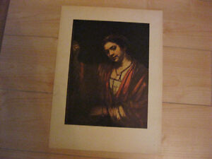 Prints from Rembrandt