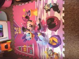 Foam floor puzzle