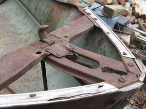 Western 1940/41 Ford Pickup hood, sell or trade London Ontario image 9