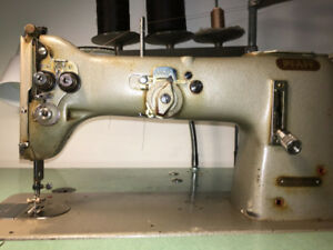 Pfaff 138 industrial sewing machine excellent condition!