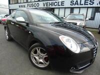 2009 Alfa Romeo MiTo 1.4 Veloce T 120 - Black - Platinum warranty / MOT!