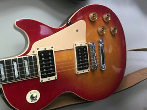 2000 Les Paul Standard (cherry burst)