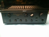 Amplificateur Sony TA-F500ES Integrated Stereo Amplifier (1988)