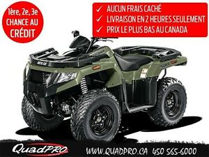 2017 Arctic Cat ALTERRA 500 29,11$/SEMAINE