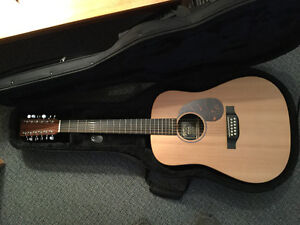 Martin 12 string acoustic