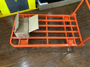 warehouse cart, dollies, industrial flat bed cart