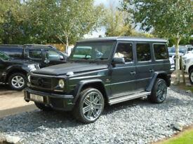 Mercedes G Wagon 5.5 V8 Full Amg Look AMAZING CAR (SHOW CAR) G Wagen G Class G55